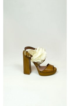 Sandalia TWIN-SET Flor