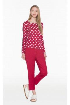 Pantalones TWIN-SET Rojos