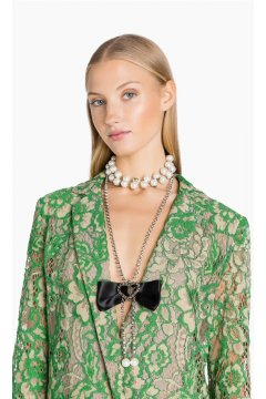 Collar TWIN-SET Con Lazo