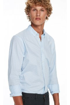 Camisa SCOTCH & SODA Cuello Abotonado