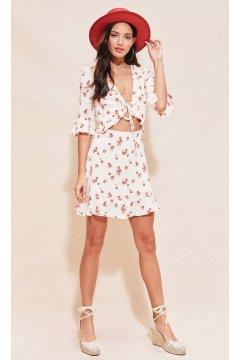 Vestido FOR LOVE AND LEMONS Cherry Sundress