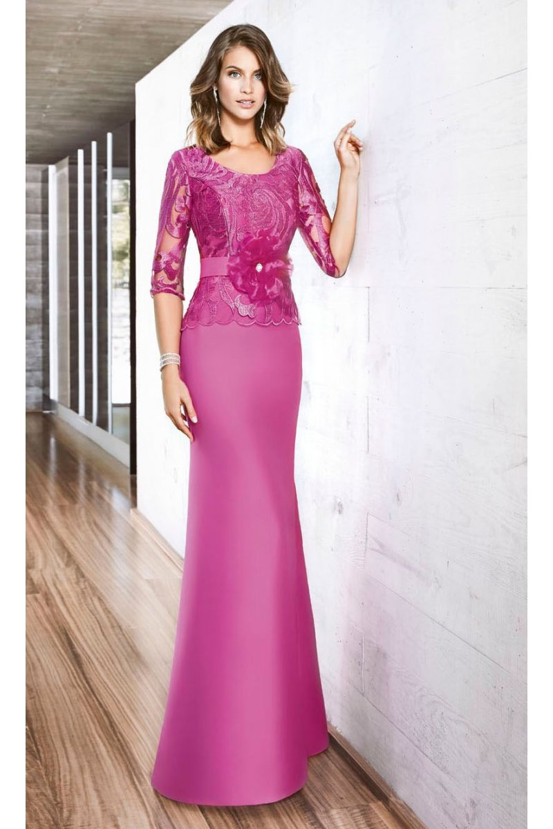 Vestidos de fiesta nati jimenez online – Vestidos de noche elegantes ...