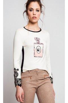 Camiseta ALBA CONDE Perfume