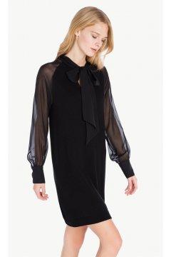Vestido TWIN-SET Combinado Lazo