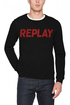 Sudadera REPLAY Logo