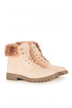 Botin GUESS Nude