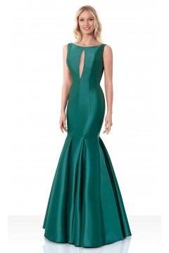 Vestido SUSANNA RIVIERI Sirena Esmeralda