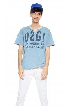 Camiseta DESIGUAL Charlie