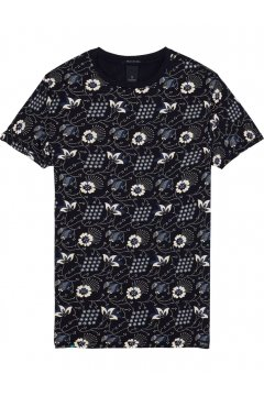 Camiseta SCOTCH & SODA Estampada