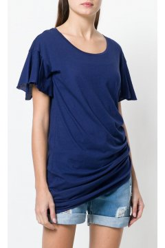 Camiseta TWIN-SET Azul