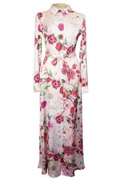 Vestido ARGGIDO Camisero Floral