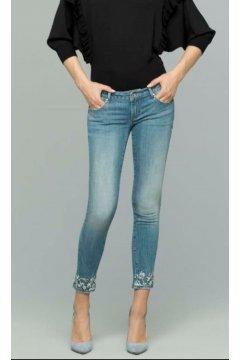 Jeans FRACOMINA Bajo Strass