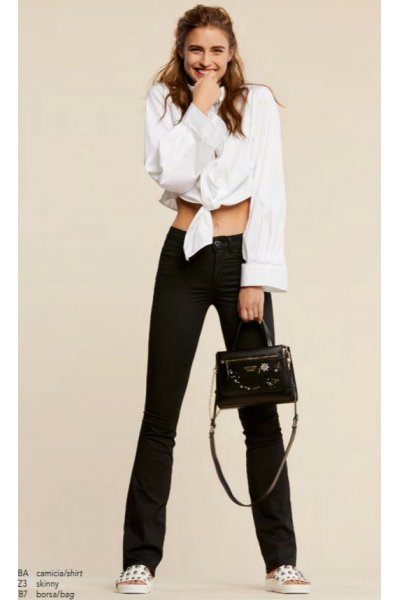 Jeans TWIN-SET Recto