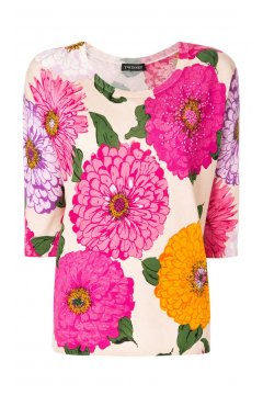 Jersey TWIN-SET Floral