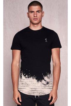 Camiseta RELIGION Bleach Black