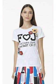 Camiseta FRACOMINA Print