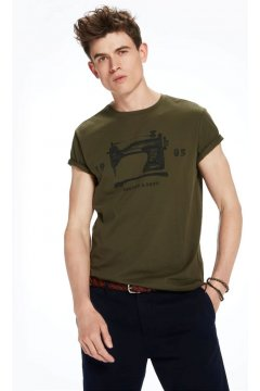 Camiseta SCOTCH & SODA Logo