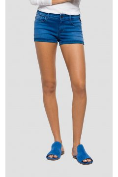 Shorts REPLAY Hyperflex Índigo