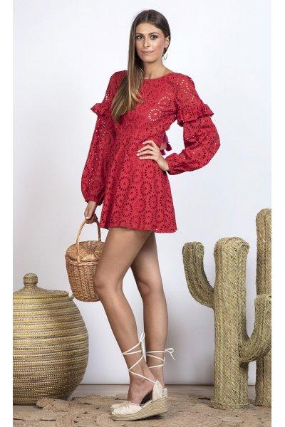 Vestido SUNDRESS Margherita Red