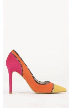 Zapato LODI Salón Tricolor