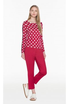 Pantalones TWIN-SET Rojos