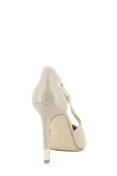 Zapato GUESS Salon Beige Strass