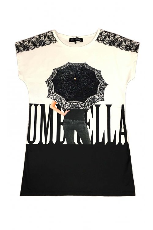 Camiseta TEGUS Umbrella