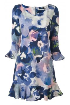 Vestido TWIN-SET Estampado Floral
