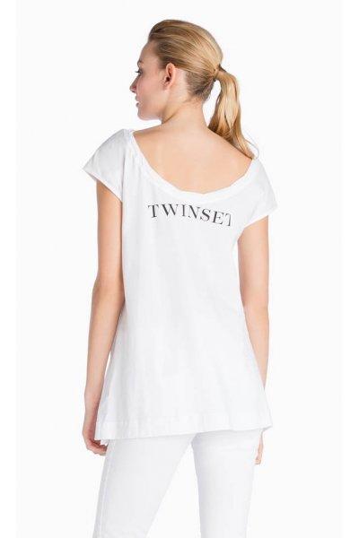 Camiseta TWIN-SET Logo