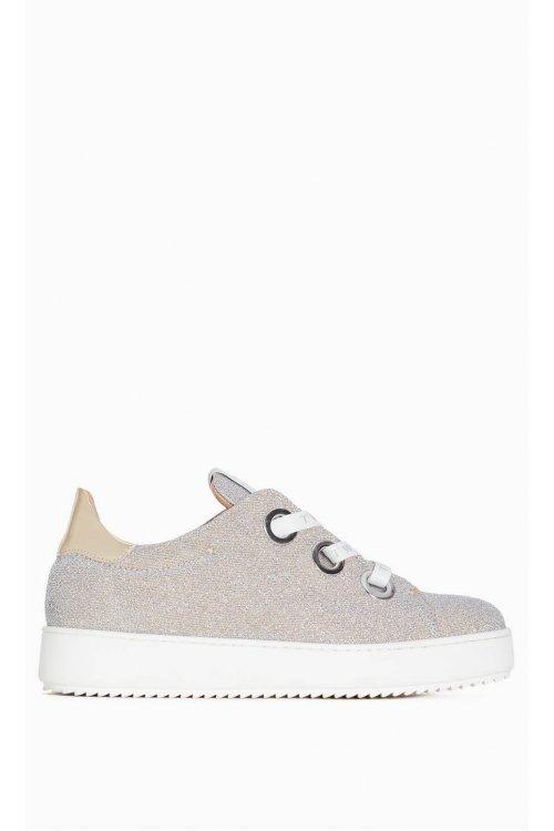 Sneakers TWIN-SET de Lurex