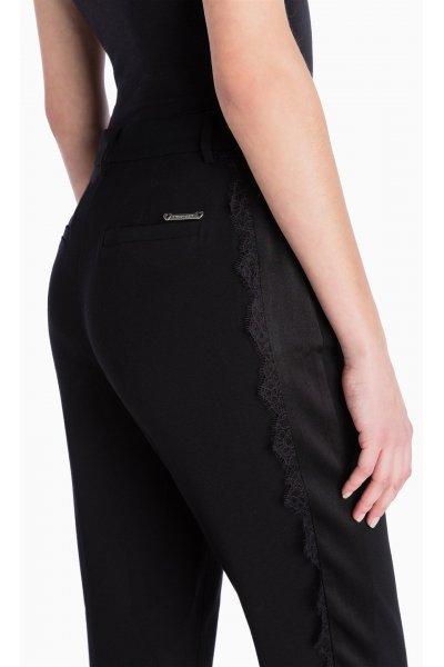 Pantalón TWIN-SET Detalle Encaje