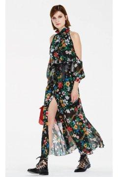 Vestido DENNY ROSE Largo Estampado