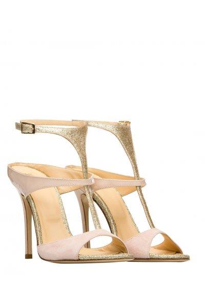 Sandalia ALTEZZA Combi Glitter
