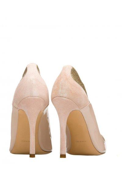 Zapato ALTEZZA Salón Maquillaje Glitter