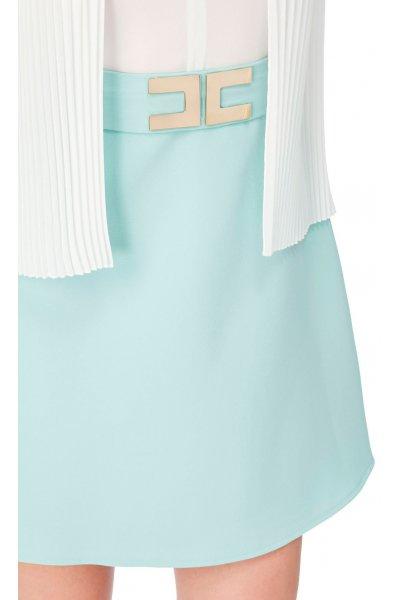 Vestido ELISABETTA FRANCHI Plisados