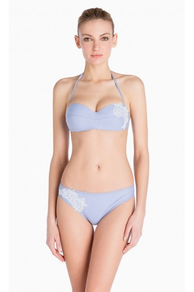 Bikini TWIN-SET Macramé Bandeau