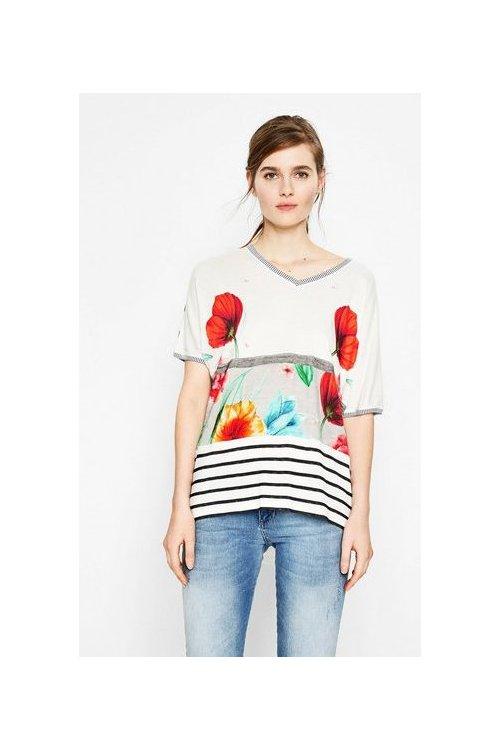 Camiseta DESIGUAL Maria Luisa