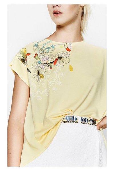 Camiseta DESIGUAL Domingo