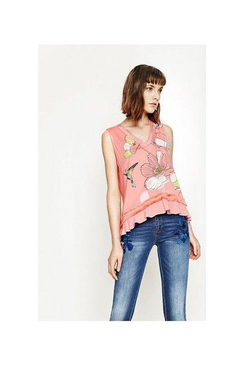 Camiseta DESIGUAL Marisa