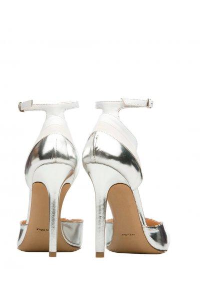 Zapato ALTEZZA Bicolor Espejado
