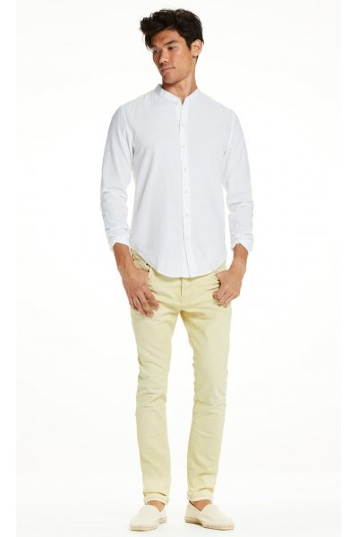 Camisa SCOTCH & SODA Playera Corte Largo
