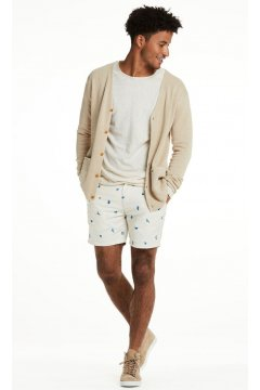 Shorts SCOTCH & SODA Minibordados