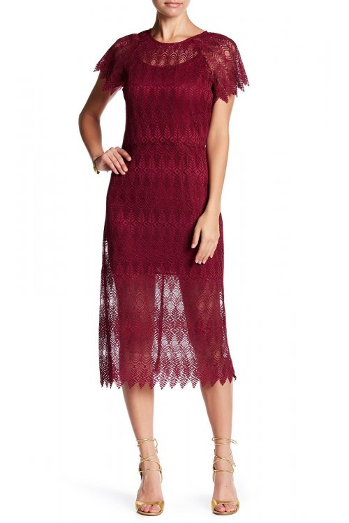 Vestido ENDLESS ROSE Midi