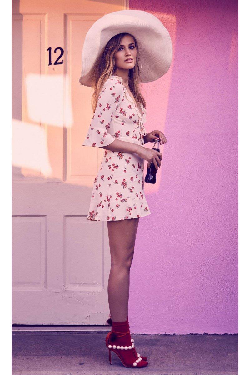 3b3bff7cc78 Vestido FOR LOVE AND LEMONS Cherry Sundress. Next