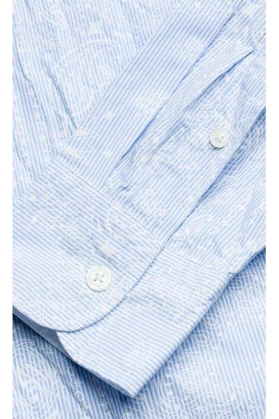 Camisa REPLAY Estampado de Cachemira