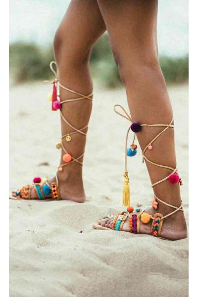 Sandalias LAST CALL ANA Colour Holi