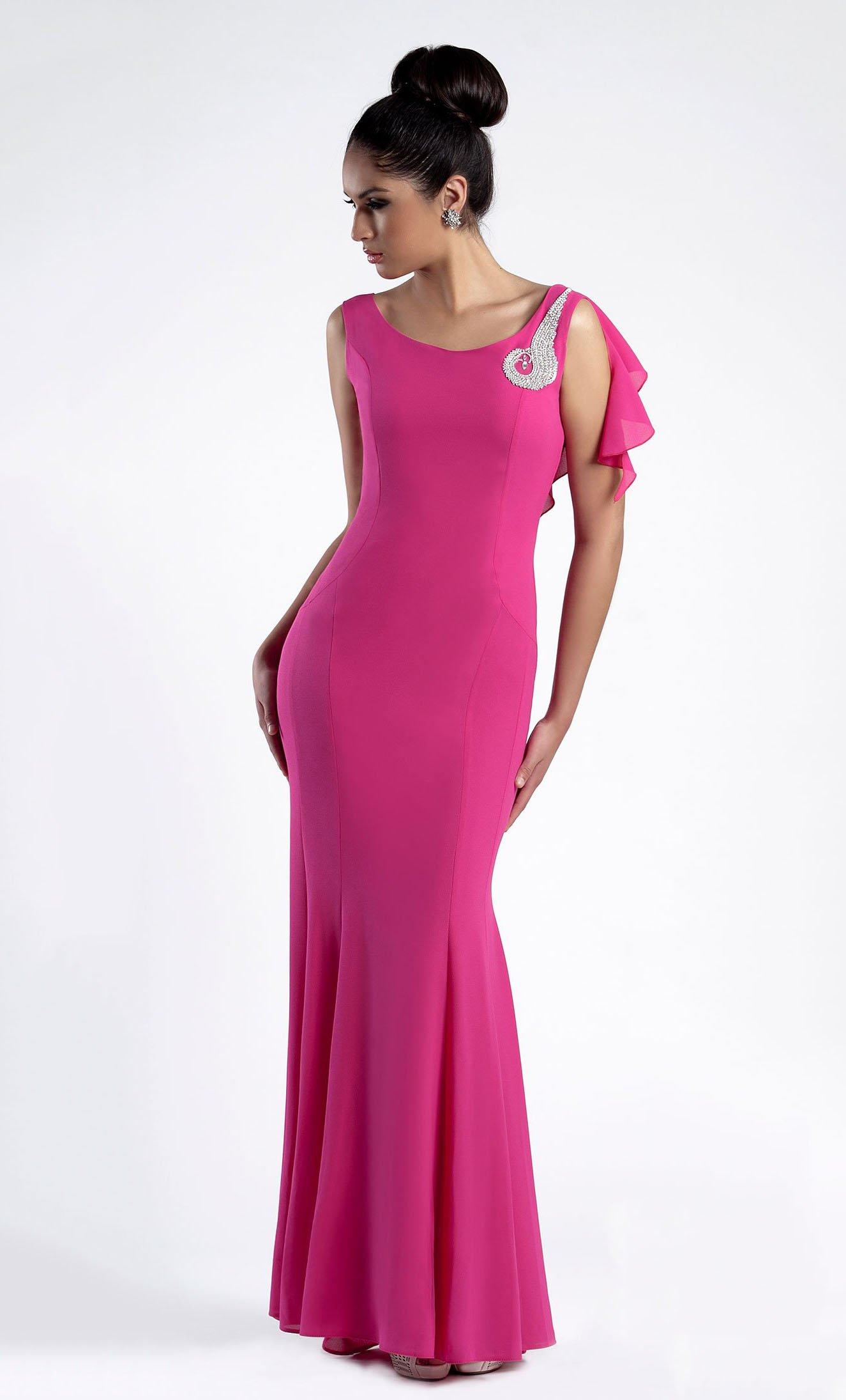 Perfecto Vestido De Fiesta Rojo Barato Viñeta - Colección de ...