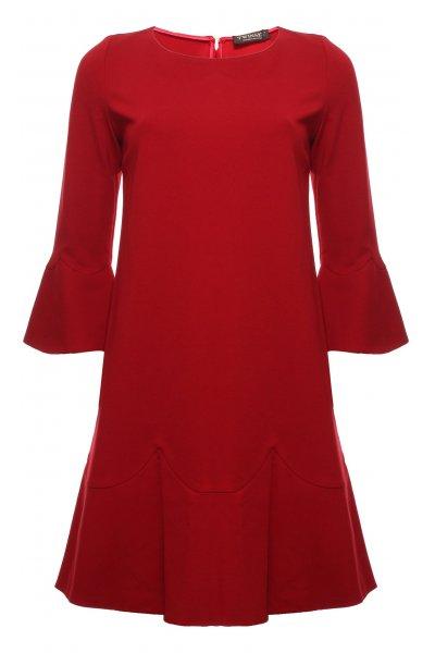 Vestido TWIN-SET Rubino