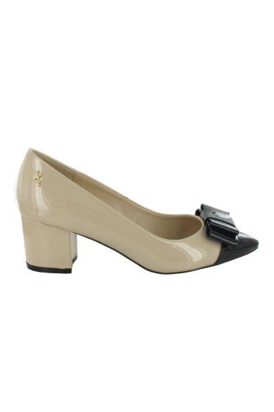 Zapato Menbur Charol Bicolor