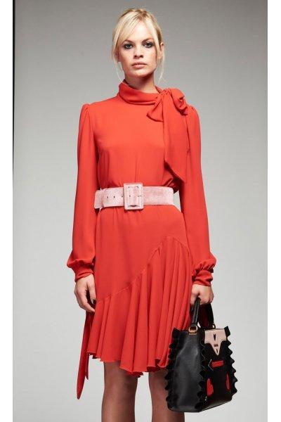 Vestido DENNY ROSE Escote Lazo